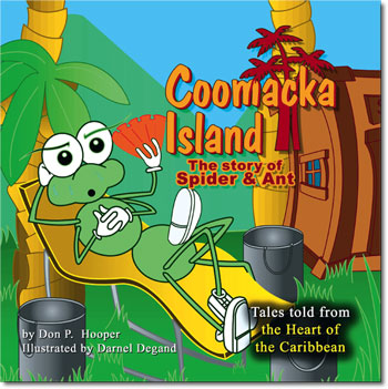 Multicultural Caribbean Children's Stories by Don P. Hooper and Illustrated by Darnel Degand